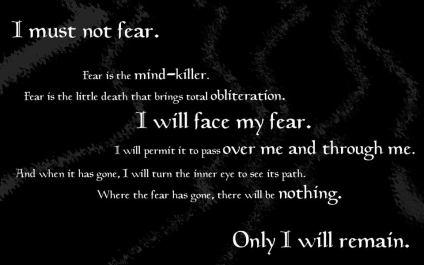fear, dune