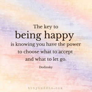 being happy quote
