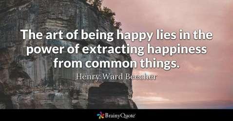 happines quote