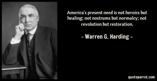 healing, politics