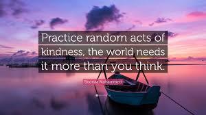 kindness, gratitude