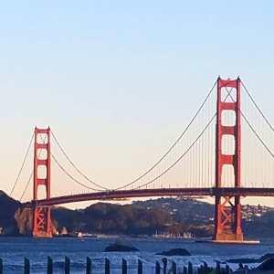 goldengate bridge, thanksgiving