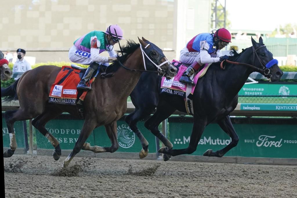 Medina Spirit Kentucky Derby